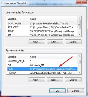 Install dan Setting Java Development Kit (JDK) di Windows