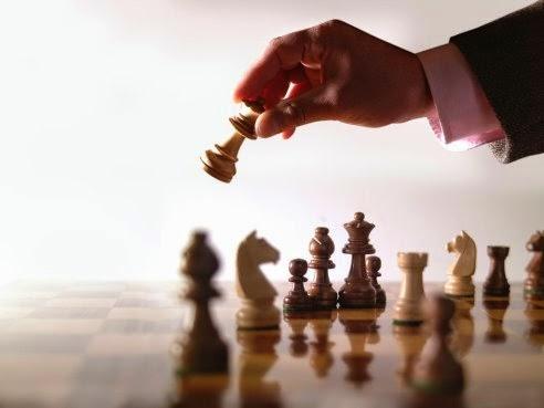 cara bermain catur secara cepat